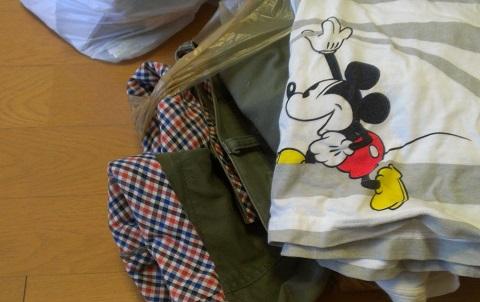 お気に入りのシャツ