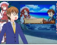 PSP サモンナイト3~おねショタプレイだッ!~