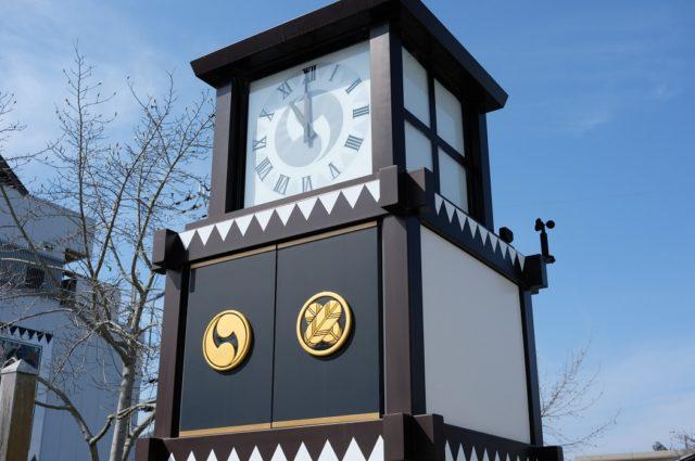 忠臣蔵からくり時計