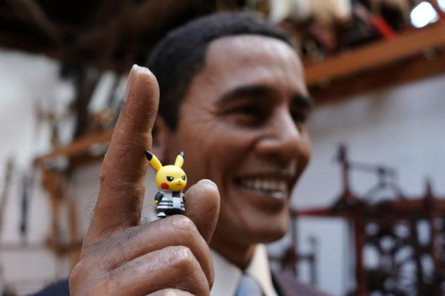 オバマとボスピカ