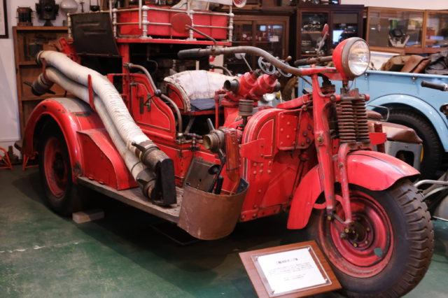 バイク博物館