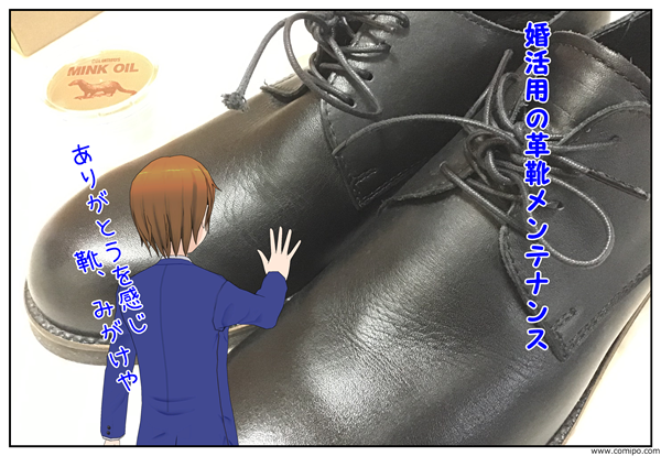 靴を磨いて自分も磨く \u2013 ネット活動.com