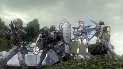 地球防衛軍集合